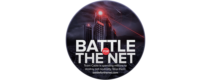 Battle For The Net Logo Image